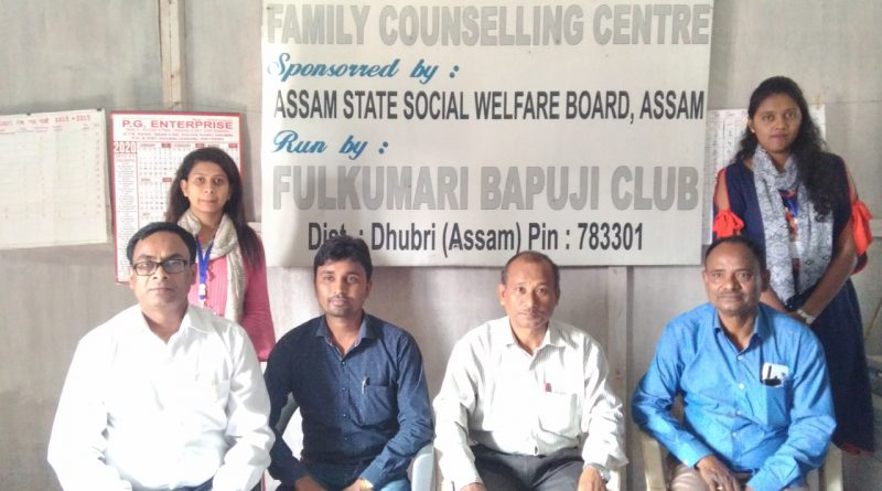 FAMILY COUNSELLING CENTRE - FULKUMARI BAPUJI CLUB