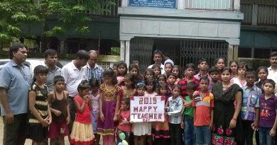 SAYA CHILDREN HOME- FULKUMARI BAPUJI CLUB